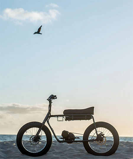 Powerful Electric Bicycle