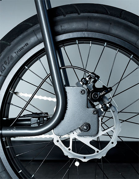 Lithium Electric Bicycle