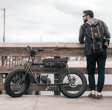 Super 73 Bicycle