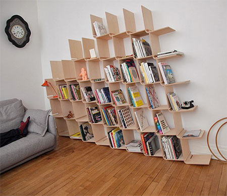 L Shelf