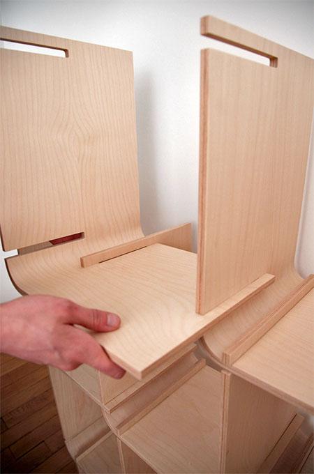 Objet Optimise Modular Bookshelves