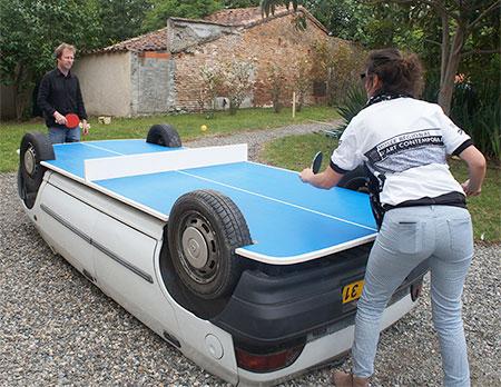 Benedetto Bufalino Ping Pong