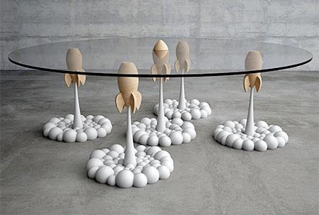 Rockets Table
