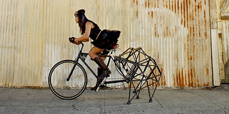 Spider Bicycle