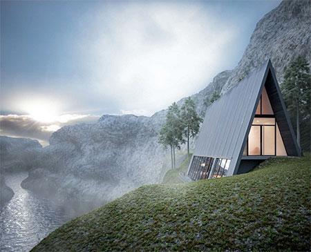 Triangle House