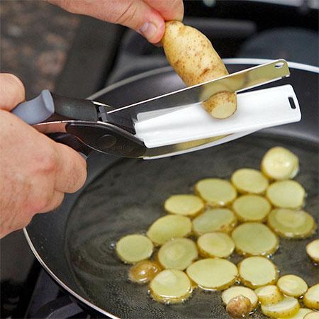 Potato Scissors