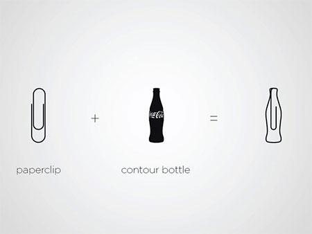 Tereza Cenic Coca-Cola Paperclip