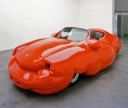 Erwin Wurm Fat Car