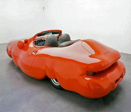 Erwin Wurm Car