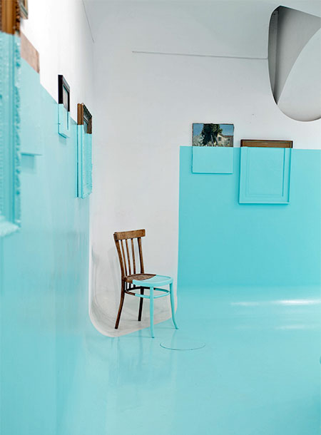 Davide DElia Art Installation
