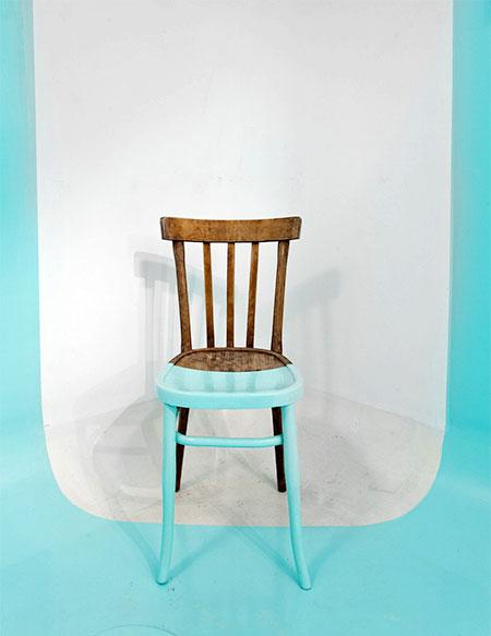 Davide DElia Half Painted Room