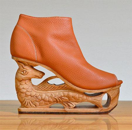 Fish-Horse Shoes