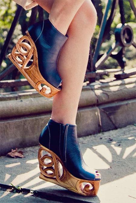 Unravel Shoes