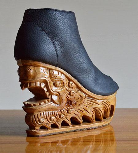 Breath Shoes