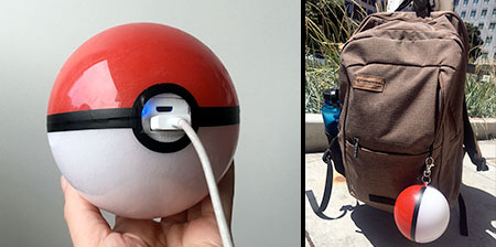 Pokemon Go Phone Charger