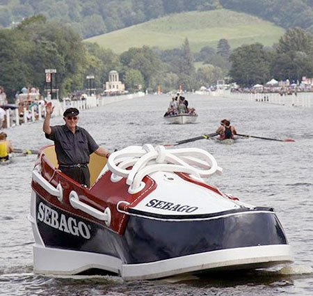 Sebago Shoe Boat