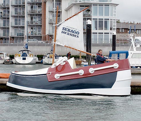 Sebago Boat