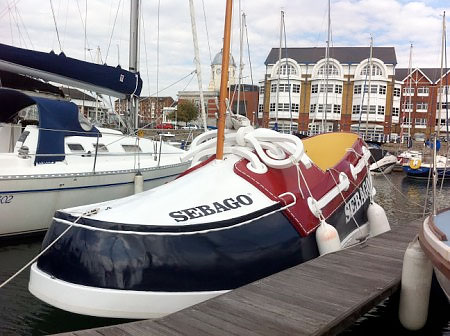 Sebago Shoes Boat