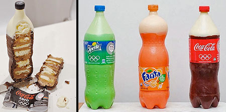 Soft Drink Cakes
