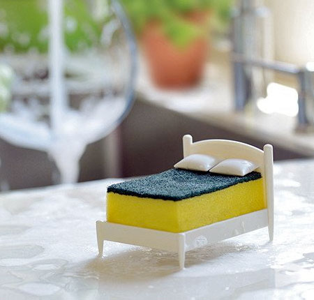 Miniature Sponge Bed