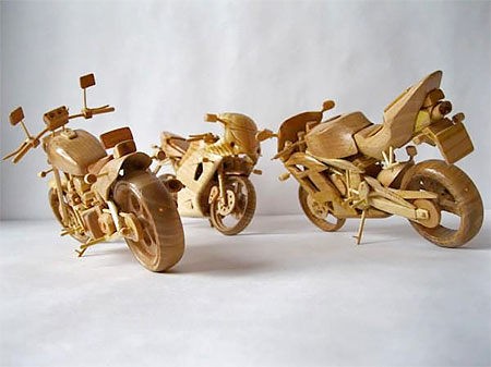 Miniature Motorcycles