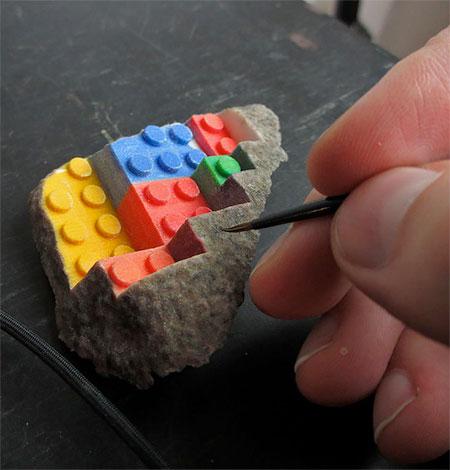 LEGO Sandstone