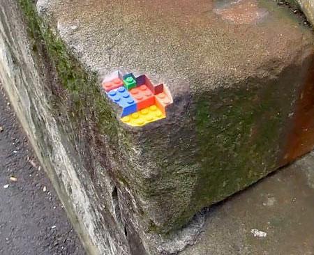 Gregory Petchkovsky LEGO