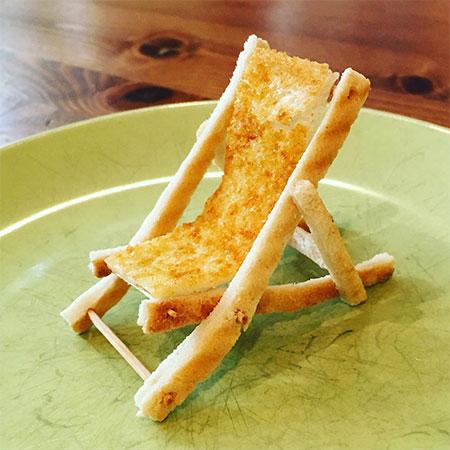 3D Toast Art