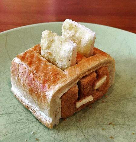 Adam Perry Toast Art