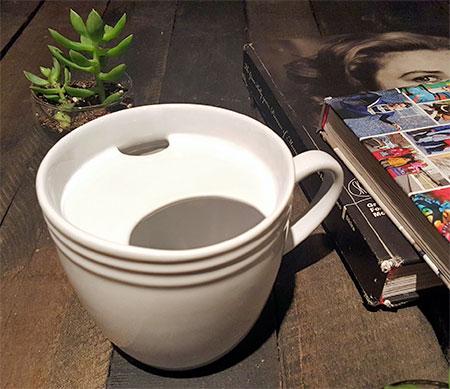 Cookie Warming Coffee Mug