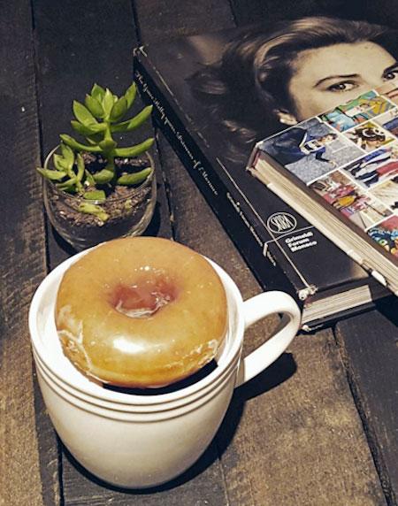 Cookie Warming Mug