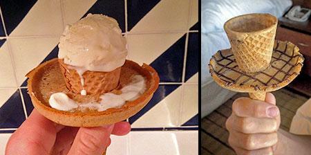 Ice Cream Cone Ring