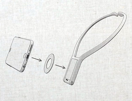 Smartphone Necklace