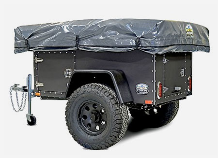 Jeep Camping Tent