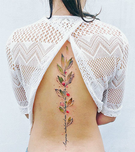 Nature Inspired Tattoo
