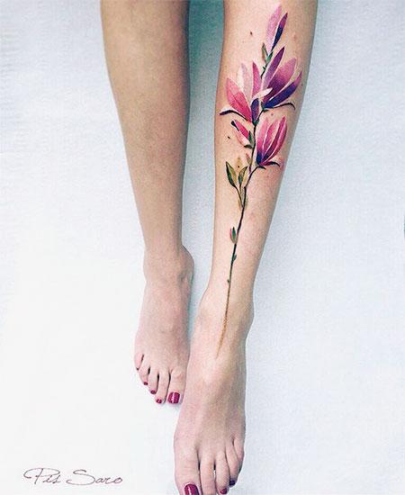 Pis Saro Nature Inspired Tattoo