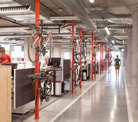Bike in the Office