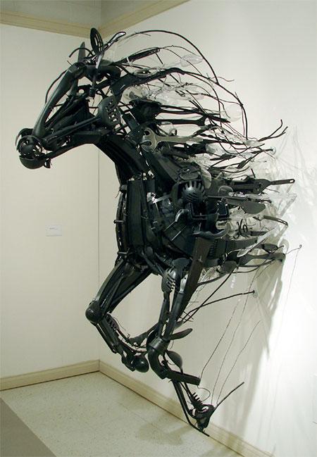 Sayaka Ganz Sculptures