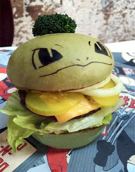 Hashtag Burgers