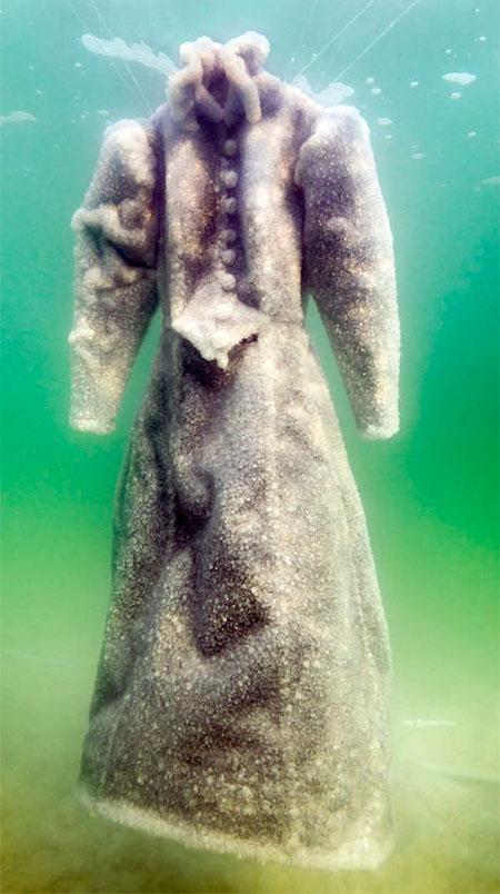 Sigalit Landau Salt Dress