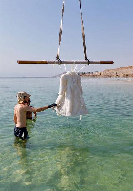 Salt Wedding Dress