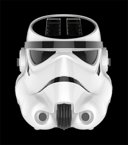 Stormtrooper Head Toaster