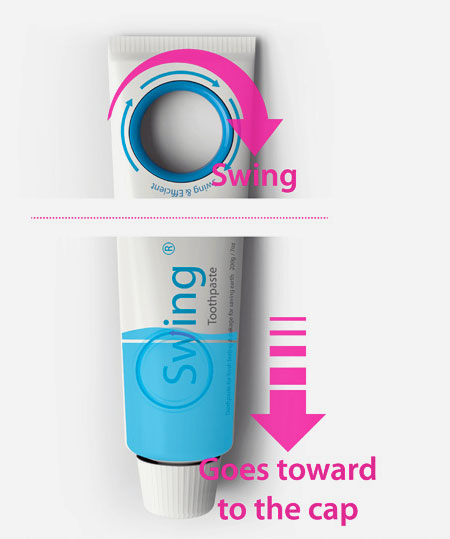 Toothpaste Concept