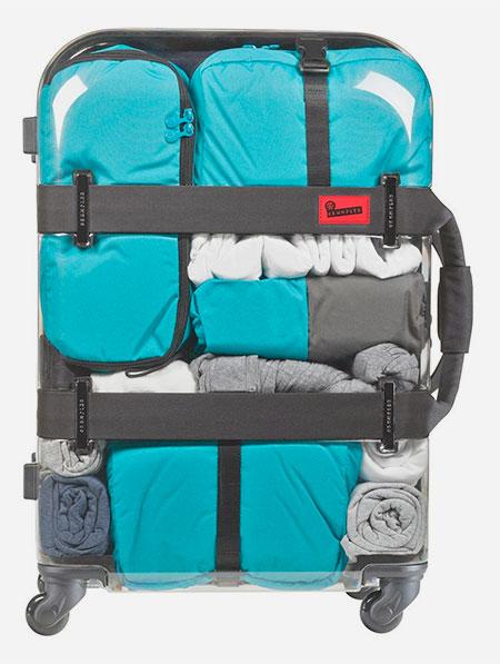 Transparent Luggage