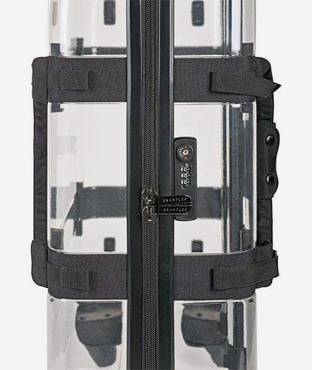 Transparent Baggage