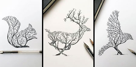 Tree Animals