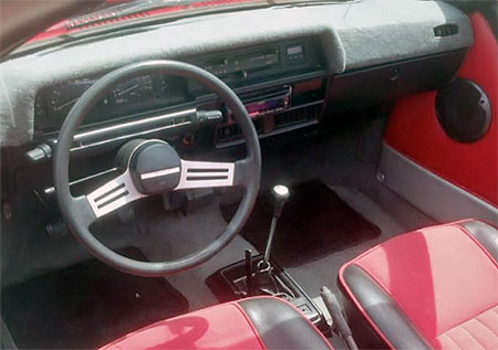 1984 Dodge Colt Turbo