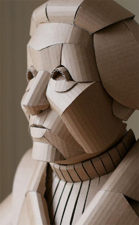 Warren King Cardboard