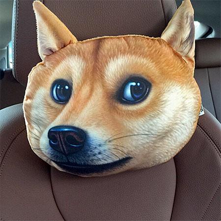 Dog Headrest