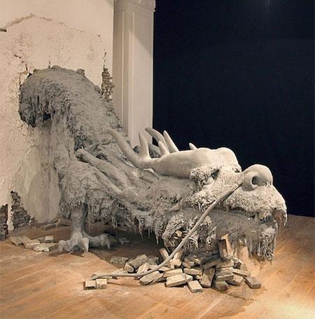 Yang Yongliang Cement Dragon